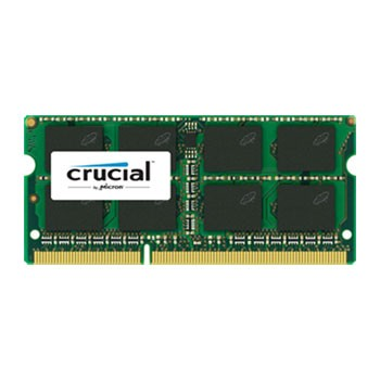 4 GB DDR3 Low Voltage 1600 SoDimm 1.35v (Crucial)