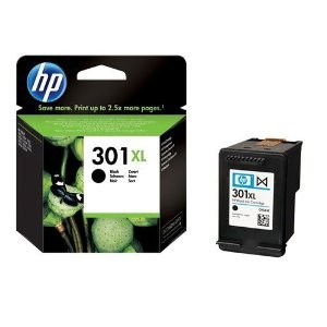 HP 301XL Large Black Cartridge  (CH563EE)
