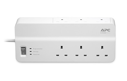 APC Surgearrest 6 Outlets 230V UK