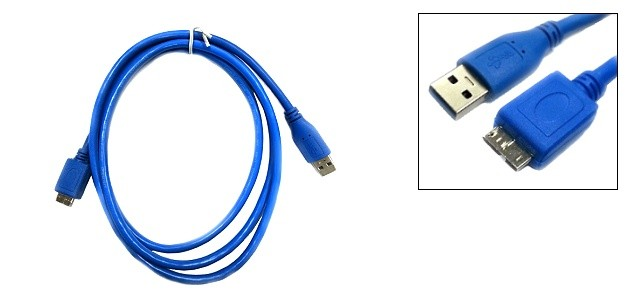 USB 3.0 to Micro USB Cable 1.8M
