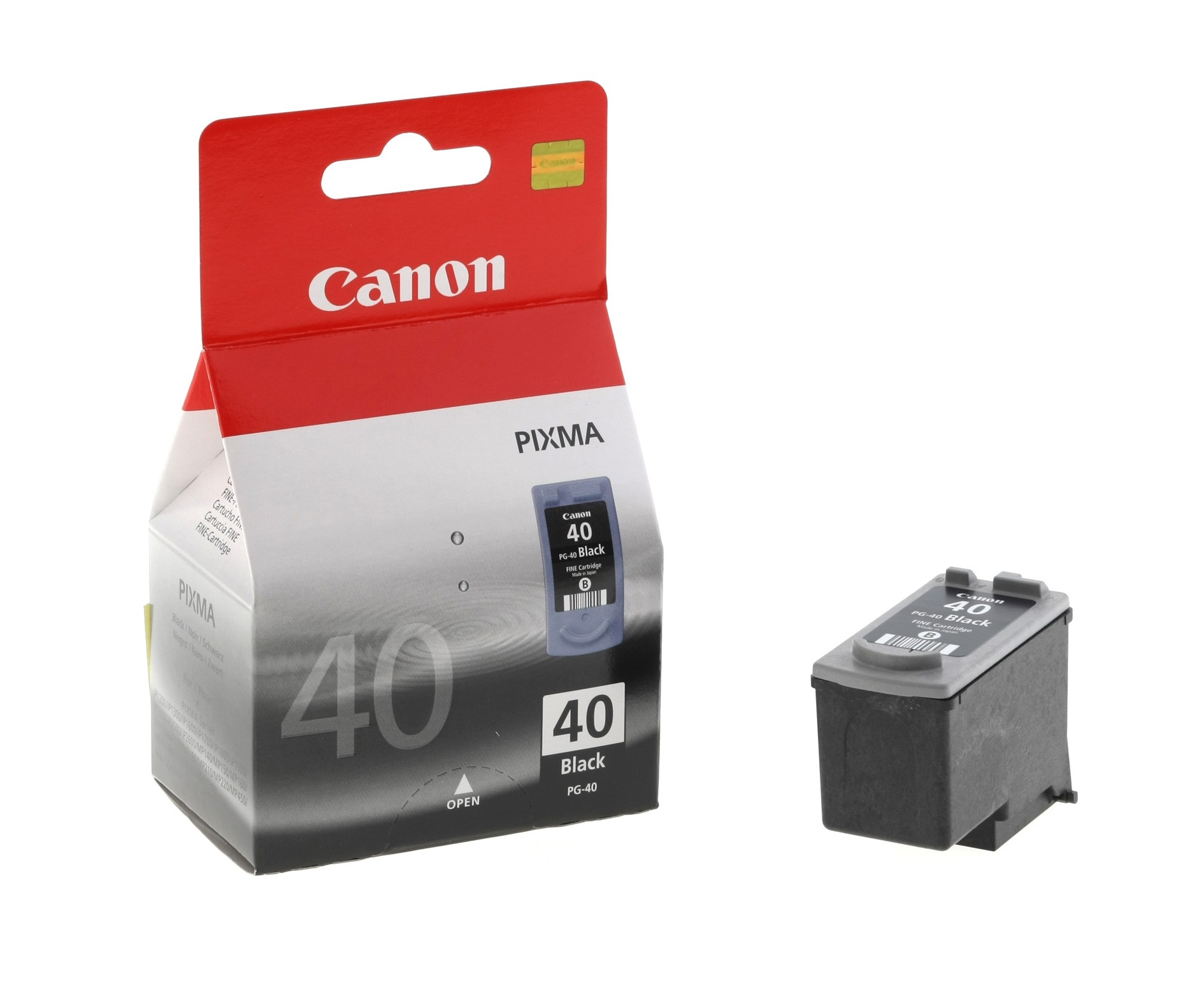 Canon PG40 Black Cartridge