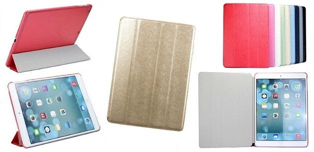iPad Air Leather Cover