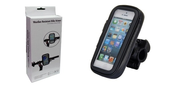 iPhone 5 Waterproof Bike Mount Case Holder