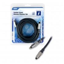 Audio Toslink (ST - ST) 5m HQ (Optical Cable)