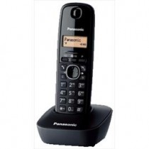 Panasonic Cordless Phone Black
