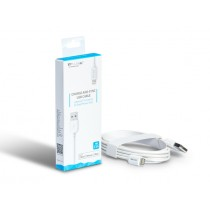 TP-LINK Charge and Sync USB 2.0 Cable MFi Certified (White) for iPad/iPhone/iPod (TL-AC210)