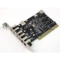 PCI USB2 + 1394 Combo VIA
