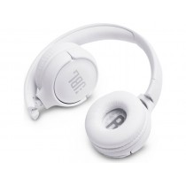 JBL Tune 500BT White Wireless Bluetooth Headphones w/Microphone
