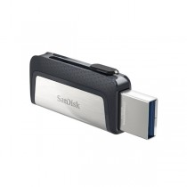 SanDisk Ultra Dual Drive USB Type-C Flash Drive - 64GB