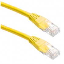 0.5m Yellow CAT6 UTP Cable