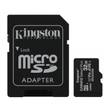 Kingston Canvas Select Plus microSD memory card Class 10 32 GB 100MB/s