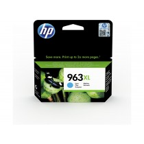 HP 963XL High Yield Cyan Original Ink Cartridge (3JA27AE)