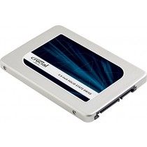Crucial MX500 500GB SATA 2.5-inch 7mm (with 9.5mm adapter) Internal SSD