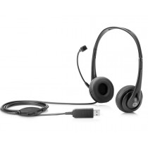 HP Stereo USB Headset (T1A67AA)