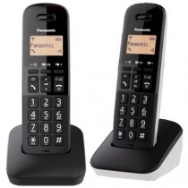 Panasonic KX-TGD310JTB Black Dect Cordless Phone w/Caller ID and Handsfree