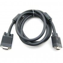 VGA Cable M to M 1.8M Black