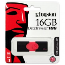 Kingston 16GB USB 3.0 DataTraveler Flash Drive
