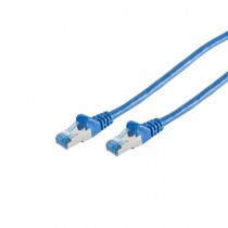 3M CAT6a RJ45 S/FTP 3m blue