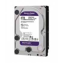 "4TB Western Digital 3.5"" Purple Surveillance AV 24x7 SATA3 Hard Drive"