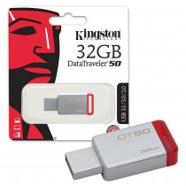 Kingston pendrive DT 50 32GB USB 3.0 red