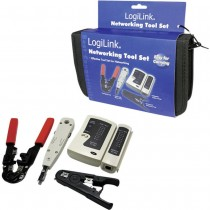 LogiLink® Networking Tool Set with Bag