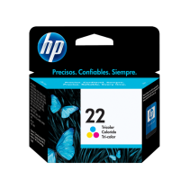 HP 22 (C9352AE) Colour Cartridge