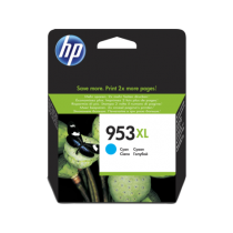 HP 953XL (F6U16AE)  High Yield Cyan Cartridge