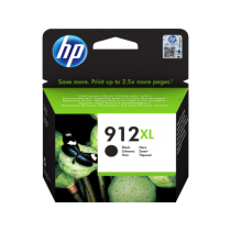 HP 912XL High Yield Black Original Ink Cartridge