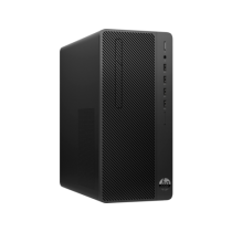HP 290 G3 - micro tower - Core i3 9100 3.6 GHz - 8 GB - SSD 256 GB - Win 10 Pro - 3 Year HP Carepack