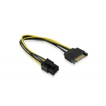 SATA to PCI-E VGA Card Power Cable