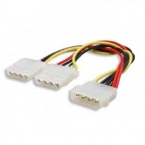 Internal Supply 5V/12V Molex Splitter