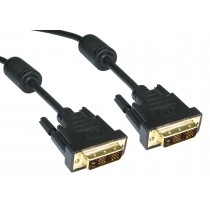 DVI-D to DVI-D Cable 2M
