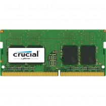 Crucial 8GB Single DDR4 2400 MT/s (PC4-19200) DR x8 SODIMM 260-Pin Memory