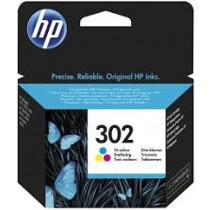 HP 302 (F6U65SE) Colour Cartridge