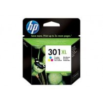 HP 301XL Large Colour Cartridge (CH564EE)