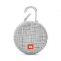 JBL Clip3 Waterproof Wireless Bluetooth Portable White