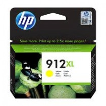 HP 912XL High Yield Yellow Original Ink Cartridge
