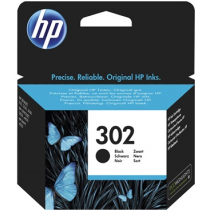 HP 302 (F6U66AE) Black Cartridge