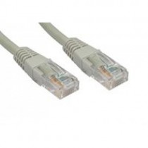 1M CAT6 UTP CABLE GREY