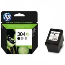 HP 304XL Black Original Ink Cartridge (N9K08AE)