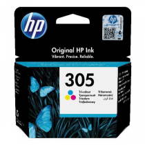 HP 305 Colour Ink Cartridge