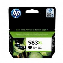 HP 963XL High Yield Black Original Ink Cartridge (3JA30AE)