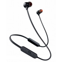 JBL Tune 115BT Bluetooth®  In-ear headphones In-ear Headset, Volume control, Magnetic Black