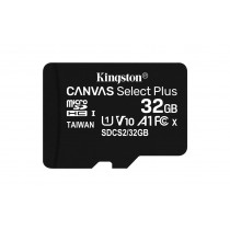 MicroSD Kingston Canvas Select Plus 32GB UHS-100MB/s