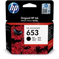HP 653 Black Ink Cartridge (3YM75AE)