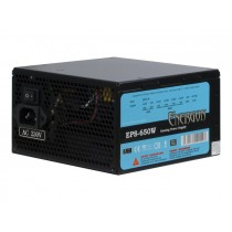 ENERGON EPS-650W POWER SUPPLY ATX12V 2.2/ EPS12V AC 230 V 650 WATT ACTIVE PFC BLACK