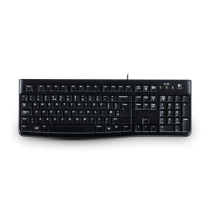 Logitech K120 Wired Keyboard for Business (English)