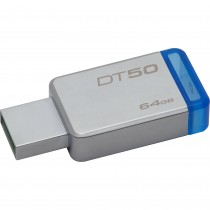 Kingston Flash Drive USB3.1/3/2 DataTraveler 50 64GB