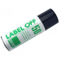 LABEL OFF 50 200ML