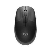 LOGITECH M190 FULL-SIZE WIRELESS MOUSE GREY